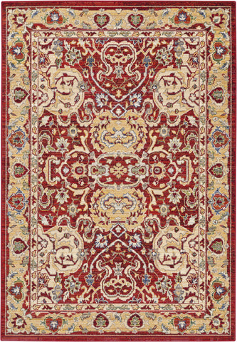 Majestic Rug in Red by Nourison
