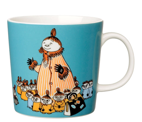 Mymble's Mother Mug Design by Tove Jansson X Tove Slotte for Iittala