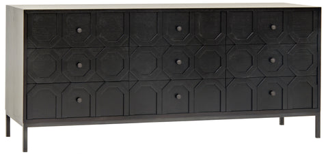 Hadley 9 Drawer Buffet