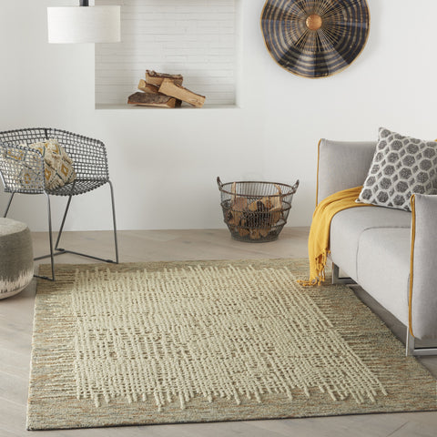 Colorado Rug in Beige & Multi by Nourison