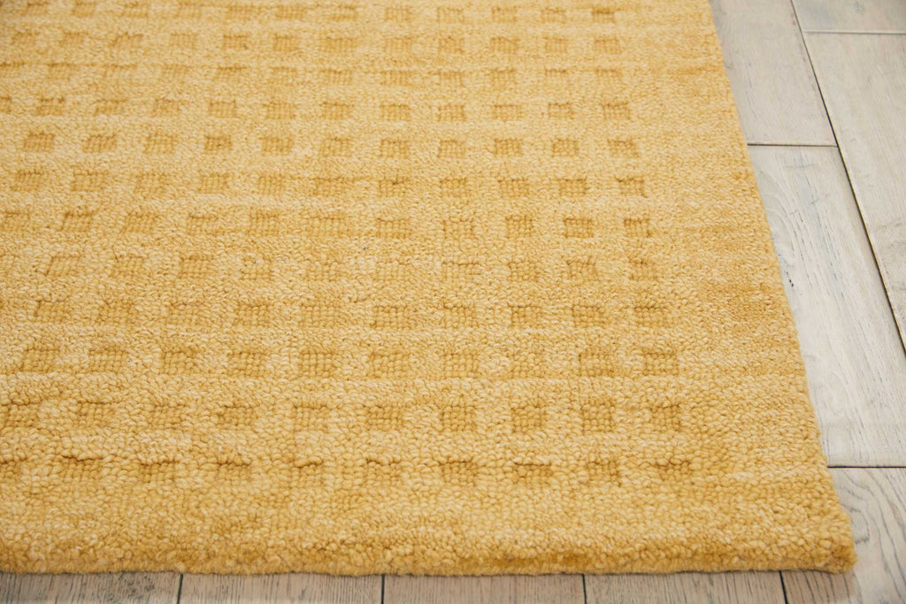 Marana Rug in Gold by Nourison