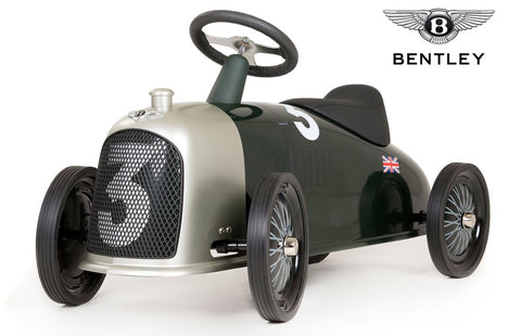Rider Heritage Bentley by BD