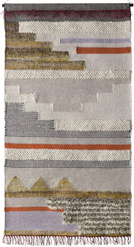 Anaruz Hanging Rug in Multi-Color design by Surya
