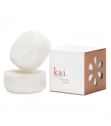 Kai Rose Body Buffer design by Kai Fragrance