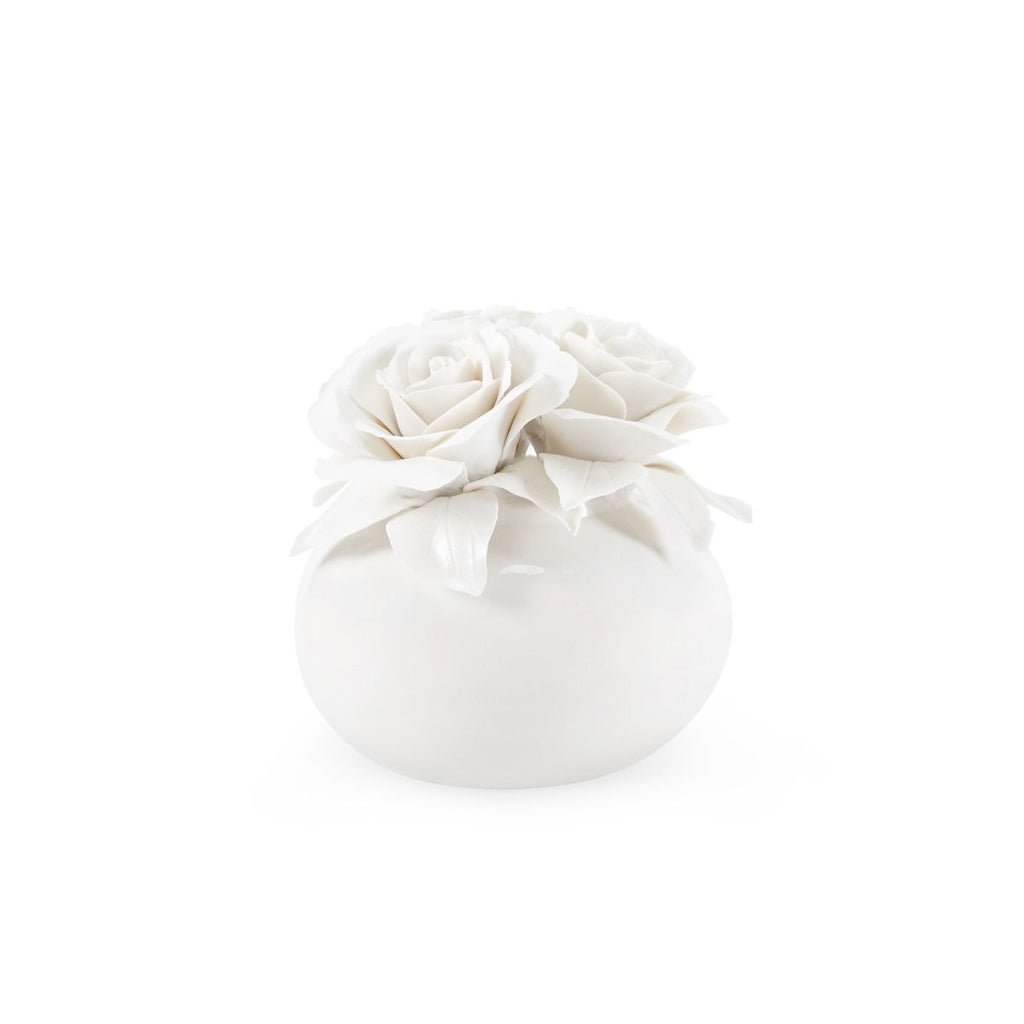Rose Bouquet in White design by Bungalow 5