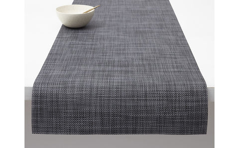 Mini Basketweave Table Runner in Various Colors