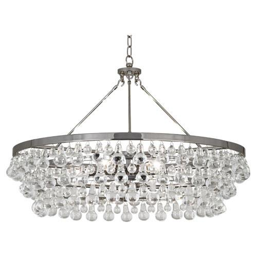 Bling Collection Large Chandelier design by Robert Abbey