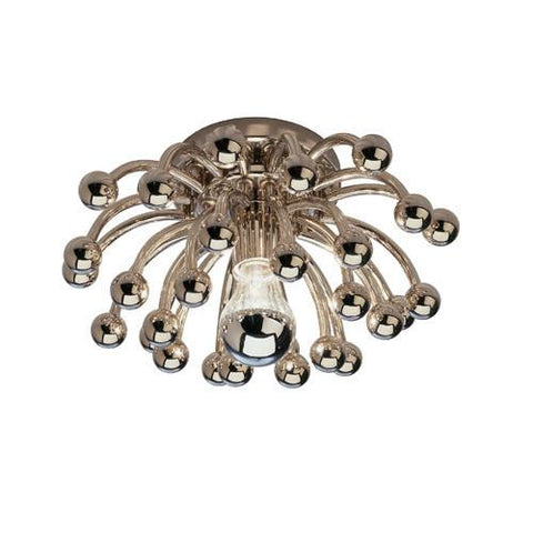 Anemone Collection Flush Mount/Sconce design by Robert Abbey