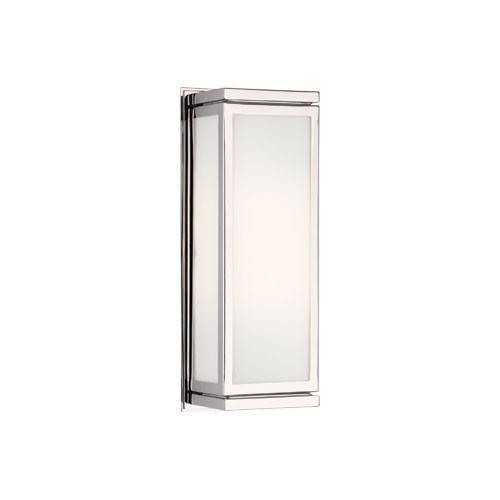 Bradley Collection Small Wall Sconce design by Robert Abbey