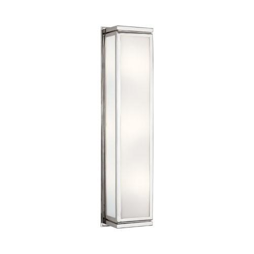 Bradley Collection Medium Wall Sconce by Robert Abbey