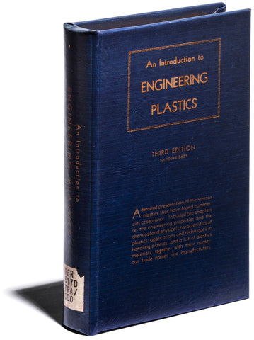 Book Box - Engineering Plastics design by Puebco