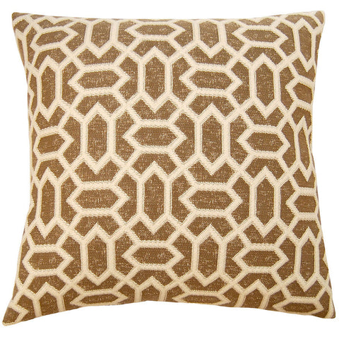 Sahara Diamonds Pillow in various sizes design by Square feathers
