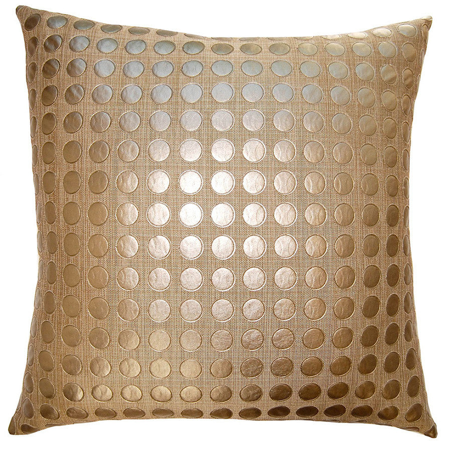 Sahara Dots Pillow in various sizes design by Square feathers