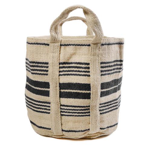Savannah Handwoven Basket in multiple colors