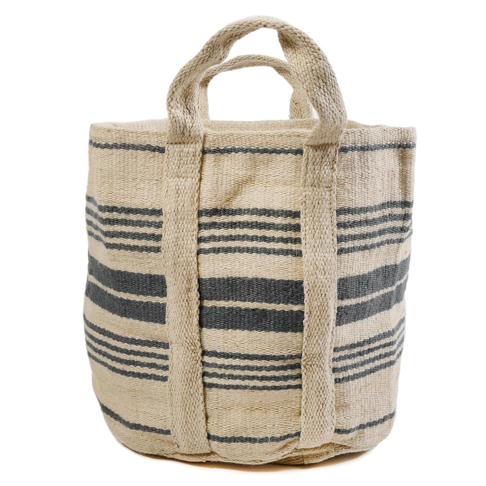 Savannah Handwoven Basket in multiple colors by Pom Pom at Home