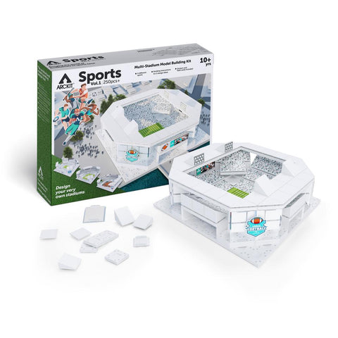 Stadium Scale Model Building Kit, Volume 1 by Arckit