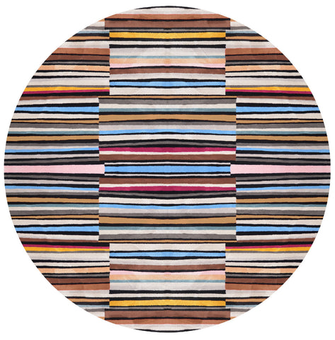 Solyanka Flavor Hand Tufted Rug in Assorted Colors design by Second Studio