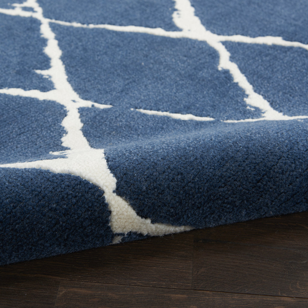 Twilight Rug in Navy by Nourison