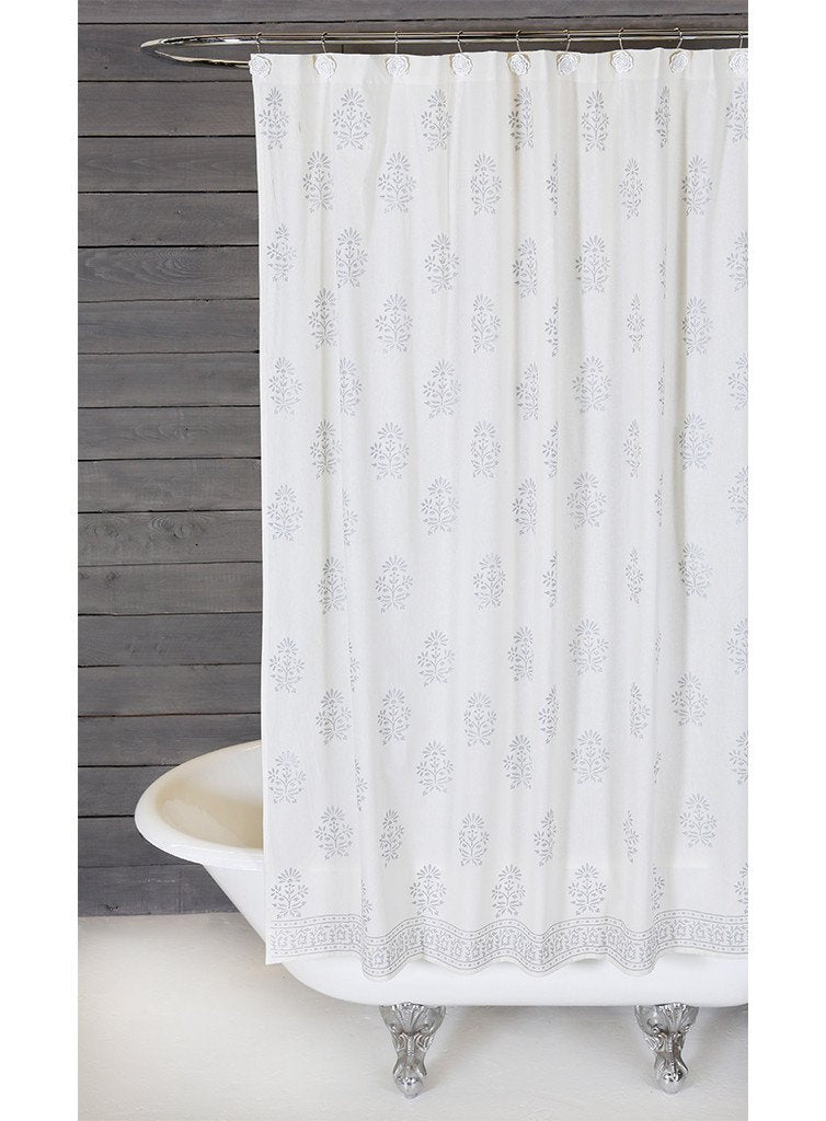 Bahaar Shower Curtain design by Pom Pom at Home