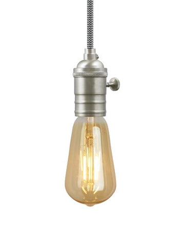 Modern Socket 8' Length SoCo Pendant by Tech Lighting