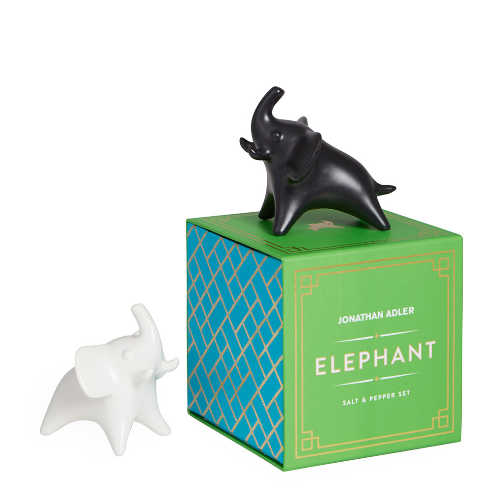 Elephant Salt & Pepper Set