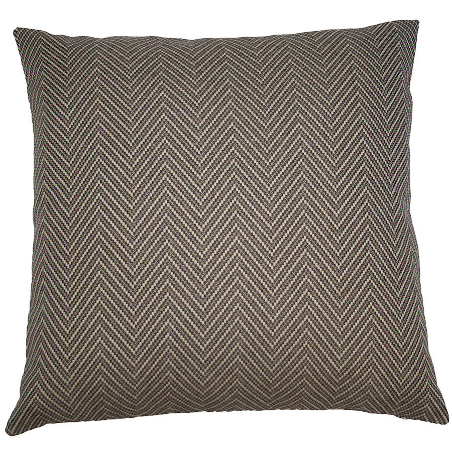 St Barts Chevron Pillow  in various sizes design by Square feathers