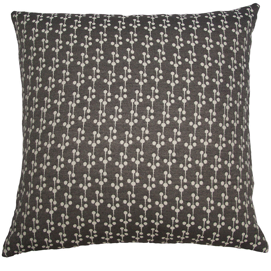 St Barts Drops Pillow  in various sizes design by Square feathers