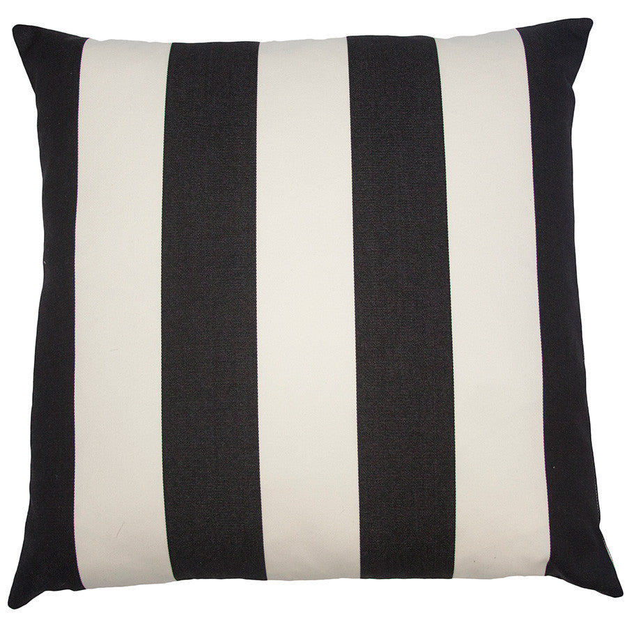 St Barts Stripes Pillow  in various sizes design by Square feathers