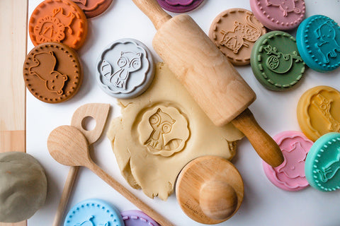 The Stampies - Silicone Animal Cookie Stamps
