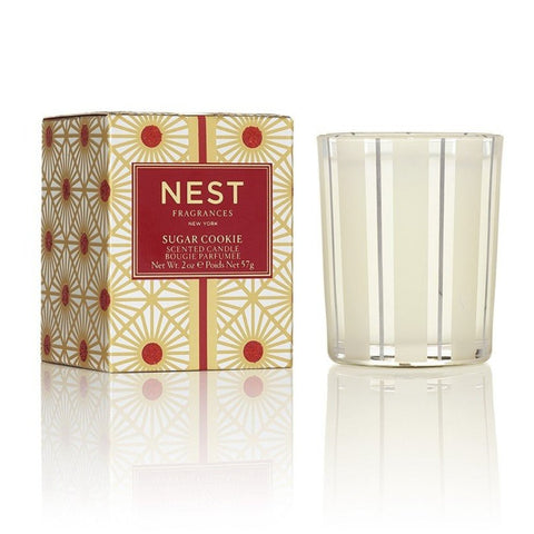 Sugar Cookie Votive Candle design by Nest Fragrances