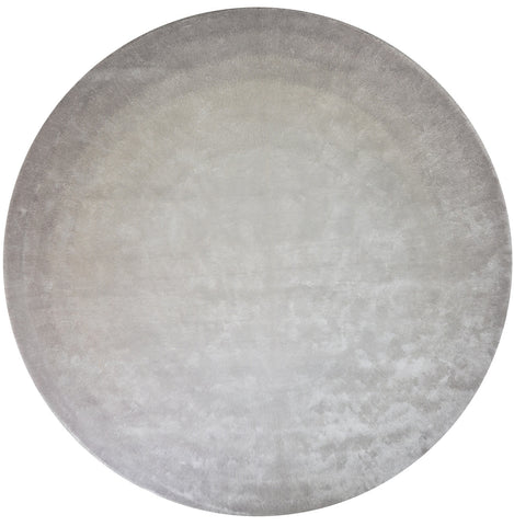 San Ysidro Fade Out Hand Tufted Rug in Grey design by Second Studio