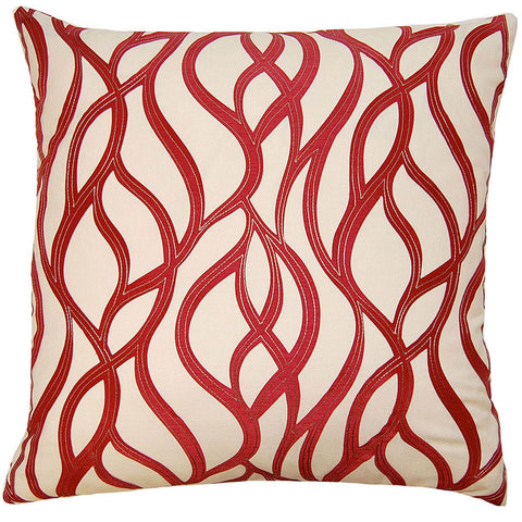 Sydney Vines Pillow in various sizes design by Square feathers