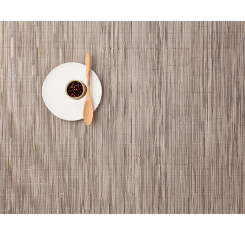 Bamboo Rectangle Placemat in Various Colors