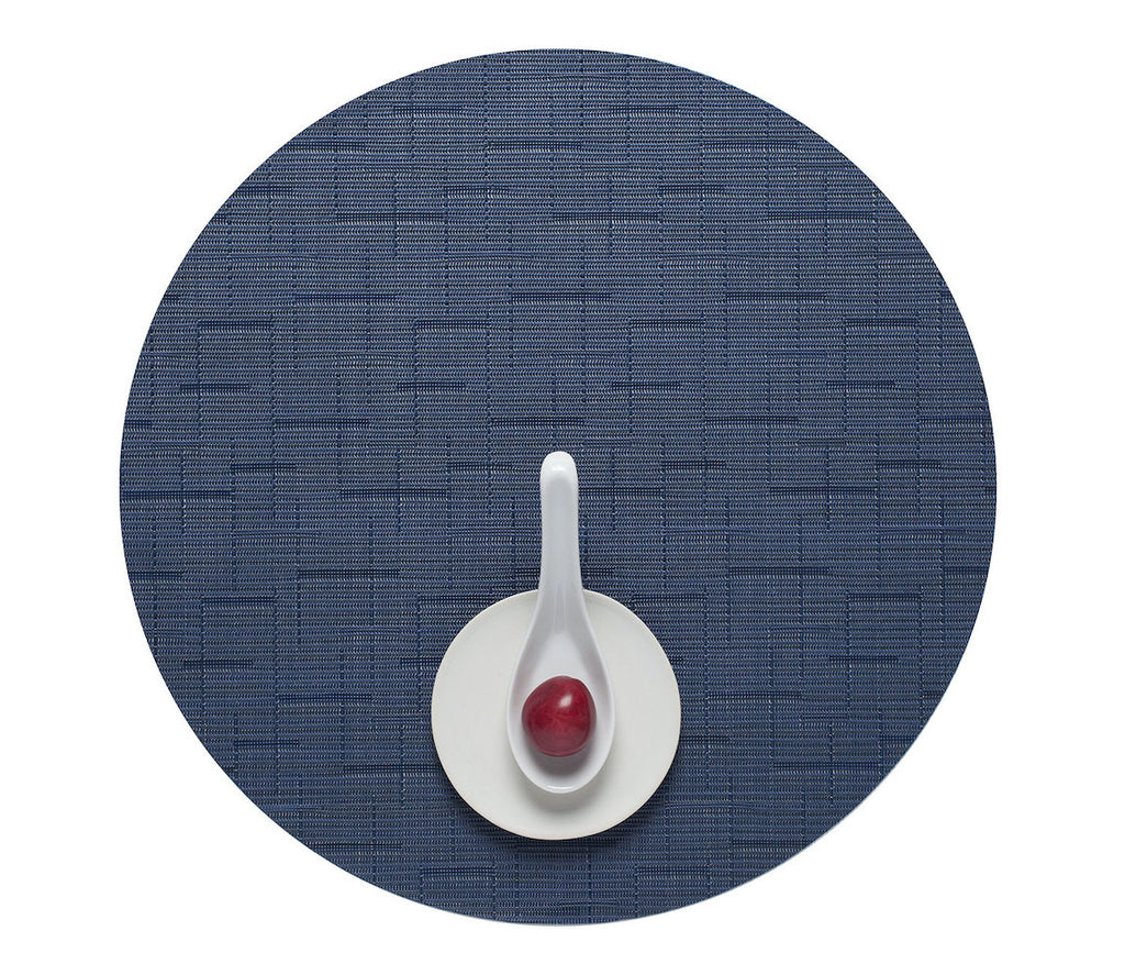 Bamboo Round Placemats by Chilewich