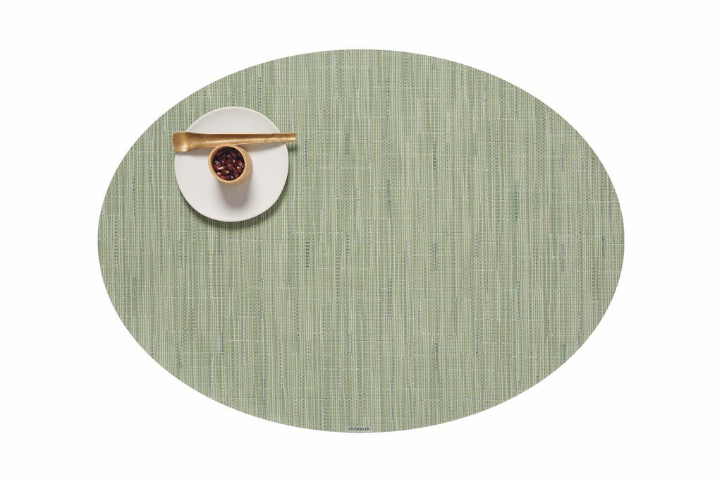 Bamboo Oval Placemats by Chilewich