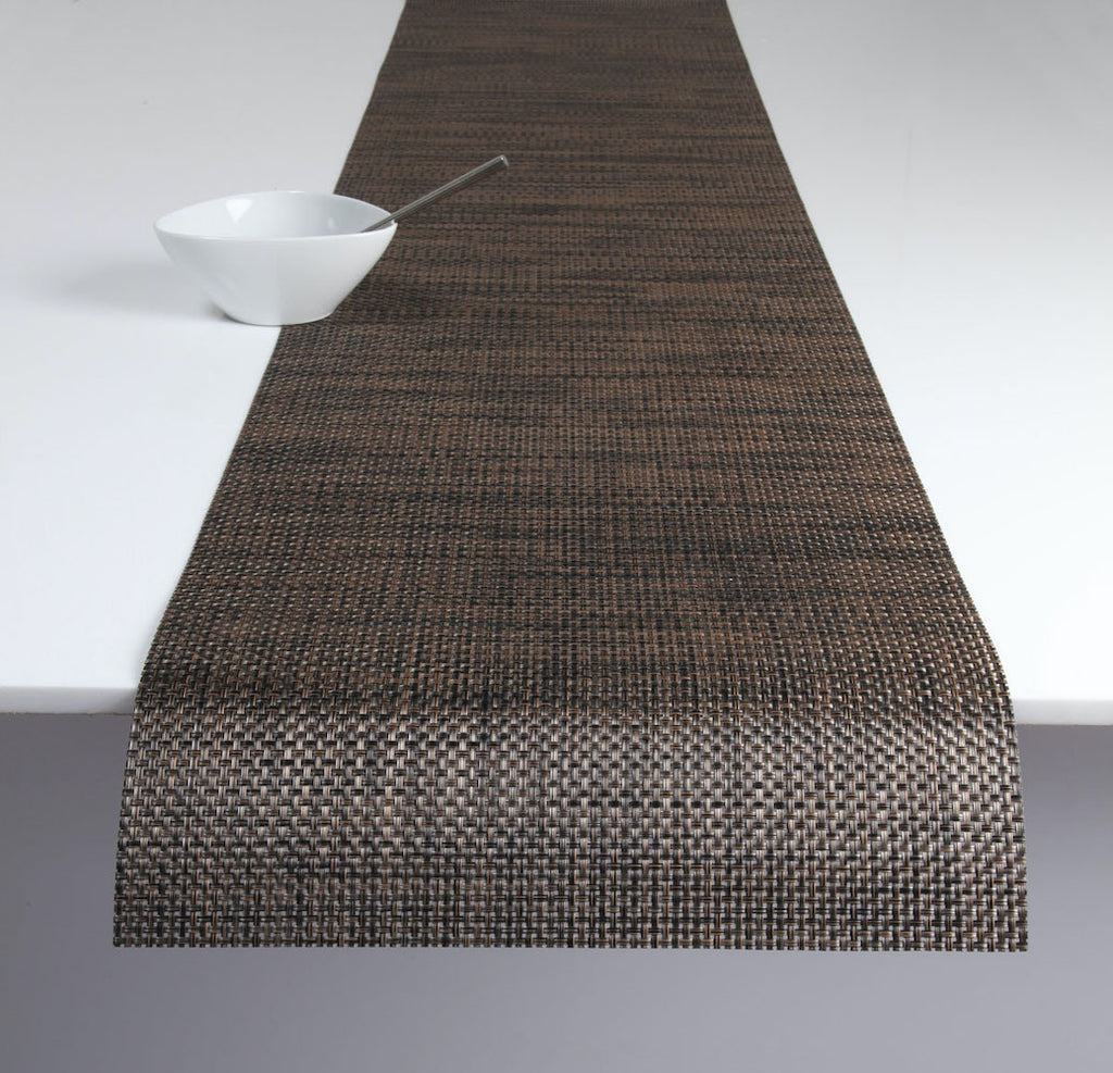 Basketweave Table Runner by Chilewich