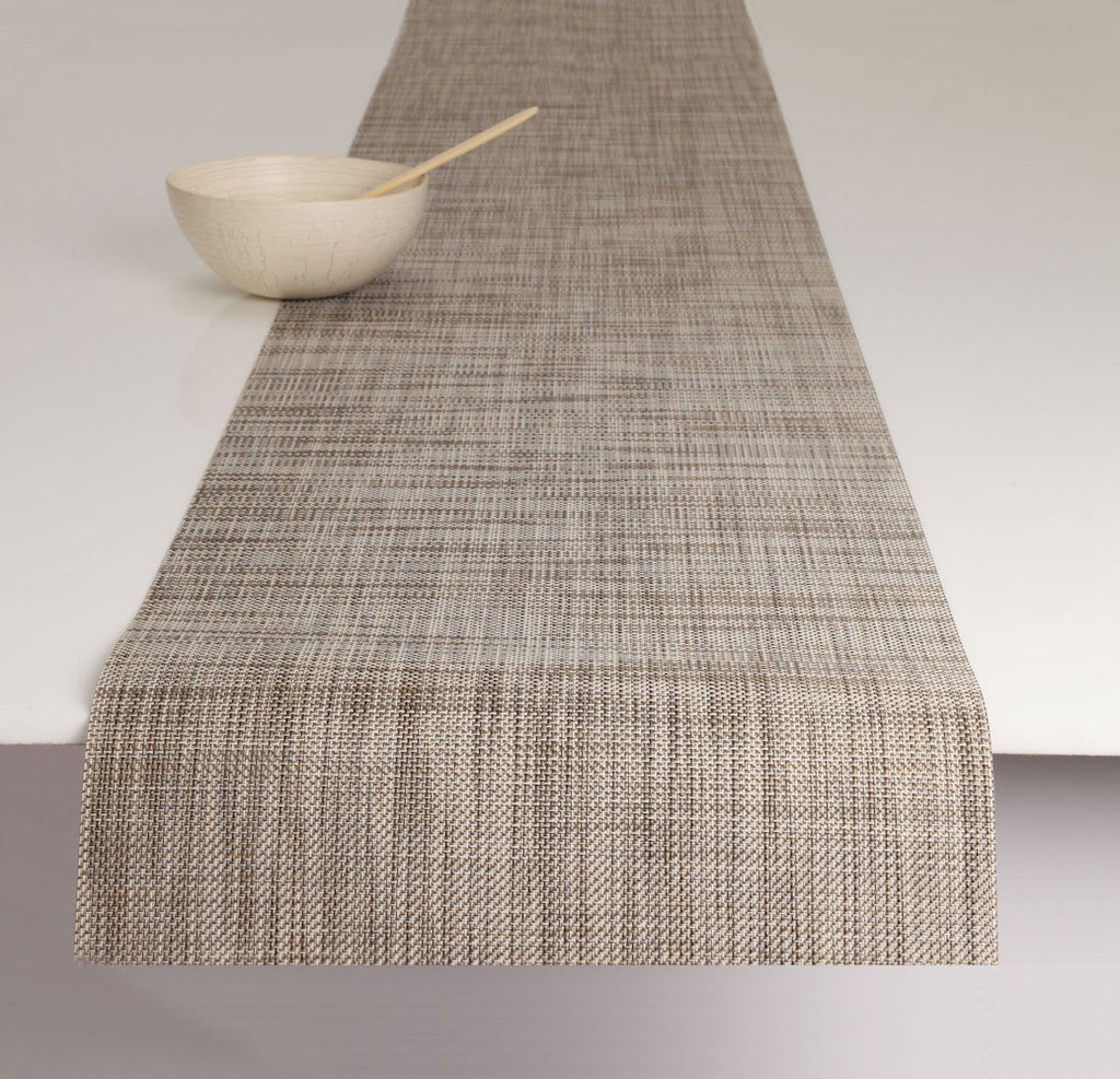 Mini Basketweave Runner by Chilewich