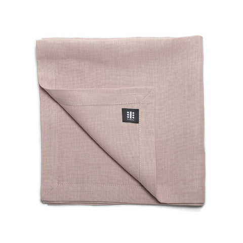 Pure Linen Large Napkin in Various Colors design by Teroforma
