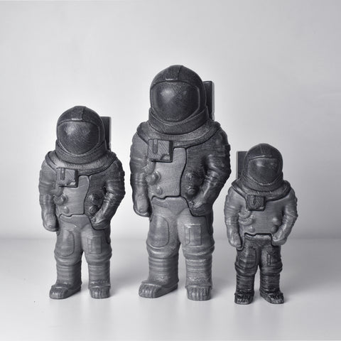 Astronaut in Various Styles