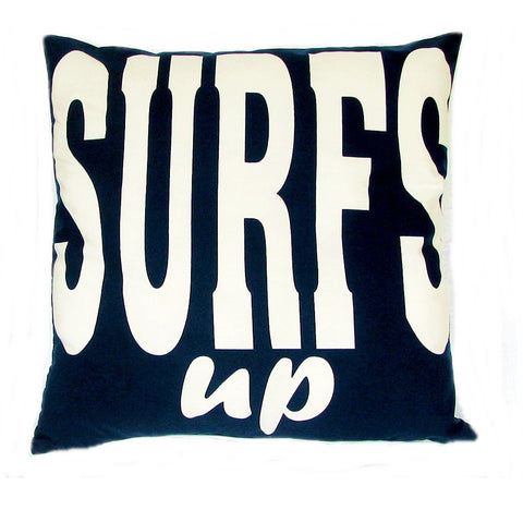 Surf Pillow design by 5 Surry Lane