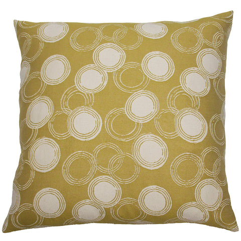 Turks&Caicos Ripples Pillow  in various sizes design by Square feathers