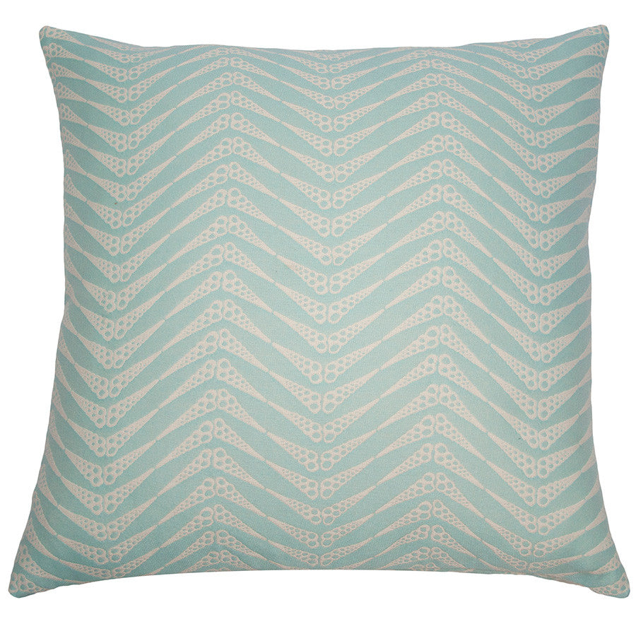 Turks&Caicos Shells Pillow  in various sizes design by Square feathers