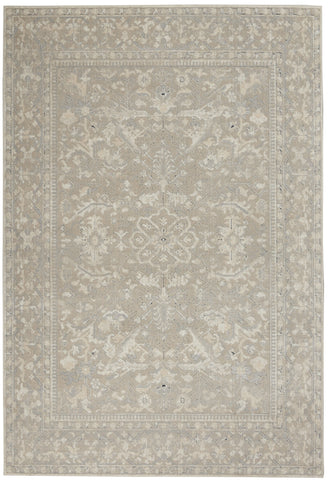 Malta Rug in Beige by Kathy Ireland