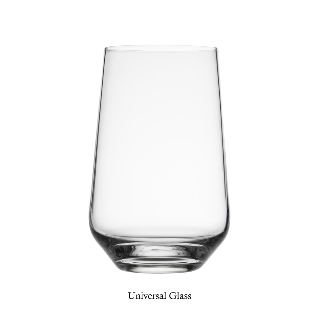 Essence Sets of Glassware in Various Sizes design by Alfredo Häberli for Iittala
