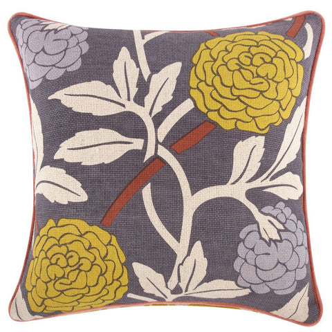 "Leighton/Hicks Pillow 18""x18"" design by Thomas Paul"