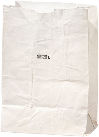 Grocery Bag 23L White design by Puebco