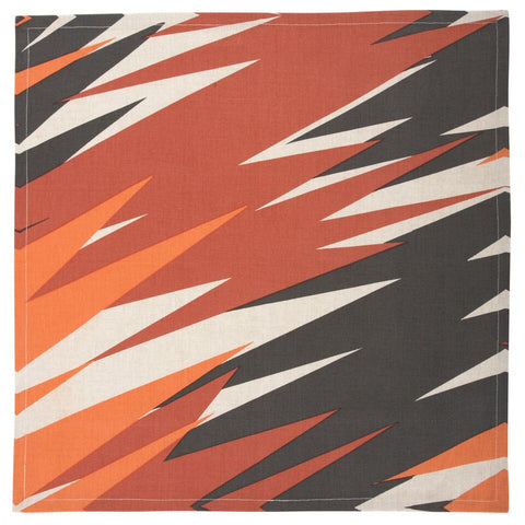 Flame Napkin Set of 4 design by Thomas Paul