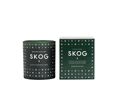 SKOG Scented Candle design by Skandinavisk