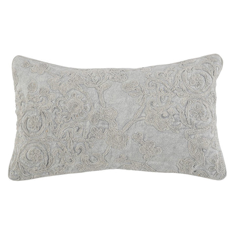 Solandra Gray Pillow