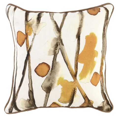 Sundew Ochre Multi Pillow